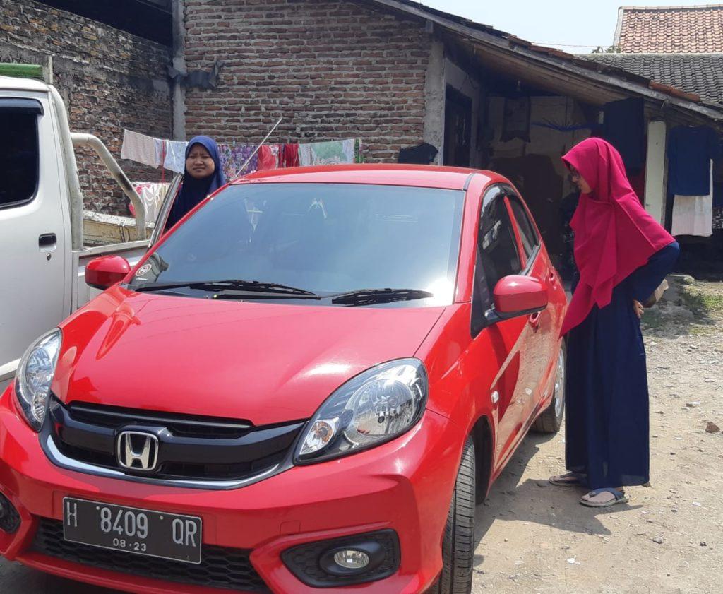 Sewa Mobil Honda Brio di Semarang