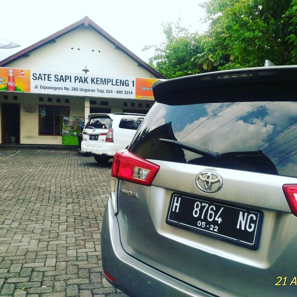 Rental Mobil Semarang Terbaik dan Terpercaya