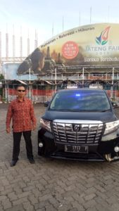 Rental Mobil Semarang + Sopir Ramah