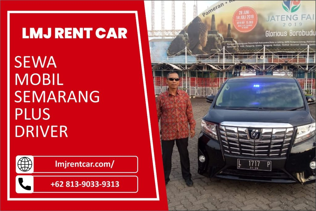 rent car semrang