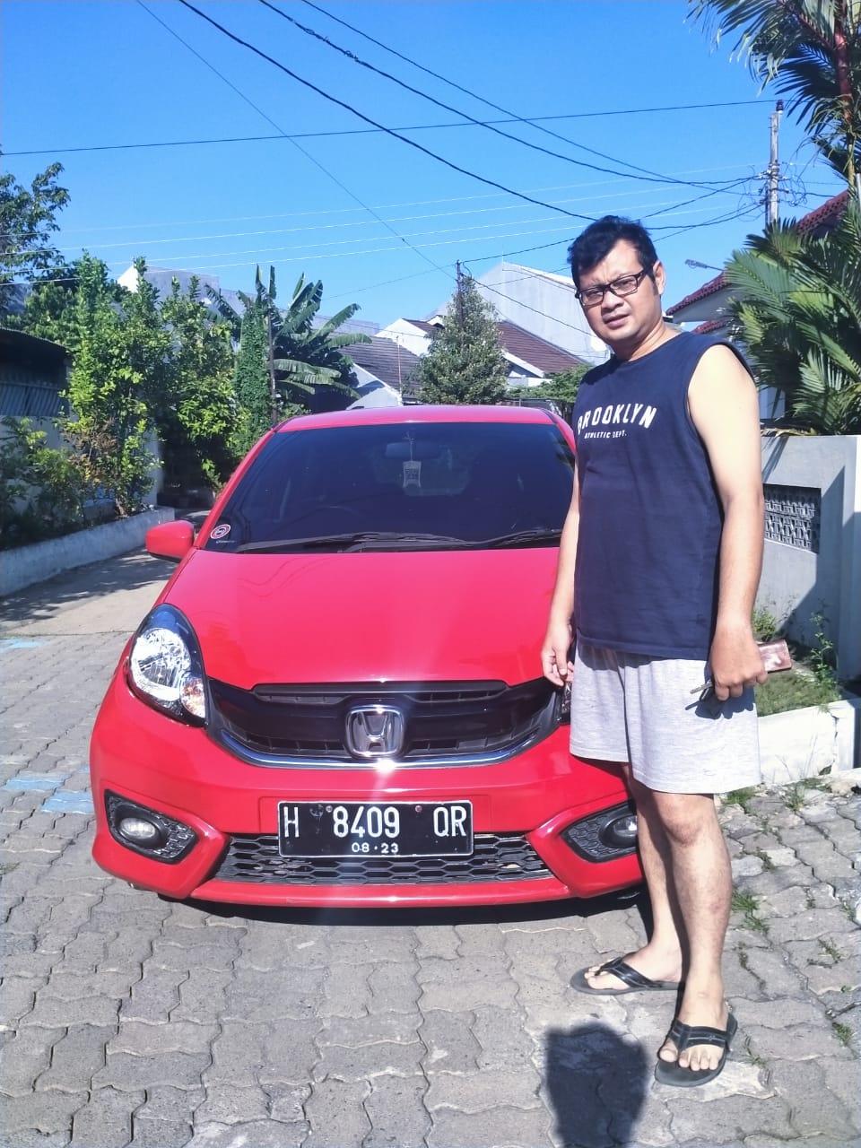 Sewa Mobil Brio Semarang