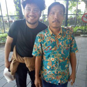 Sewa Mobil Semarang LMJ bersama Kunto Aji