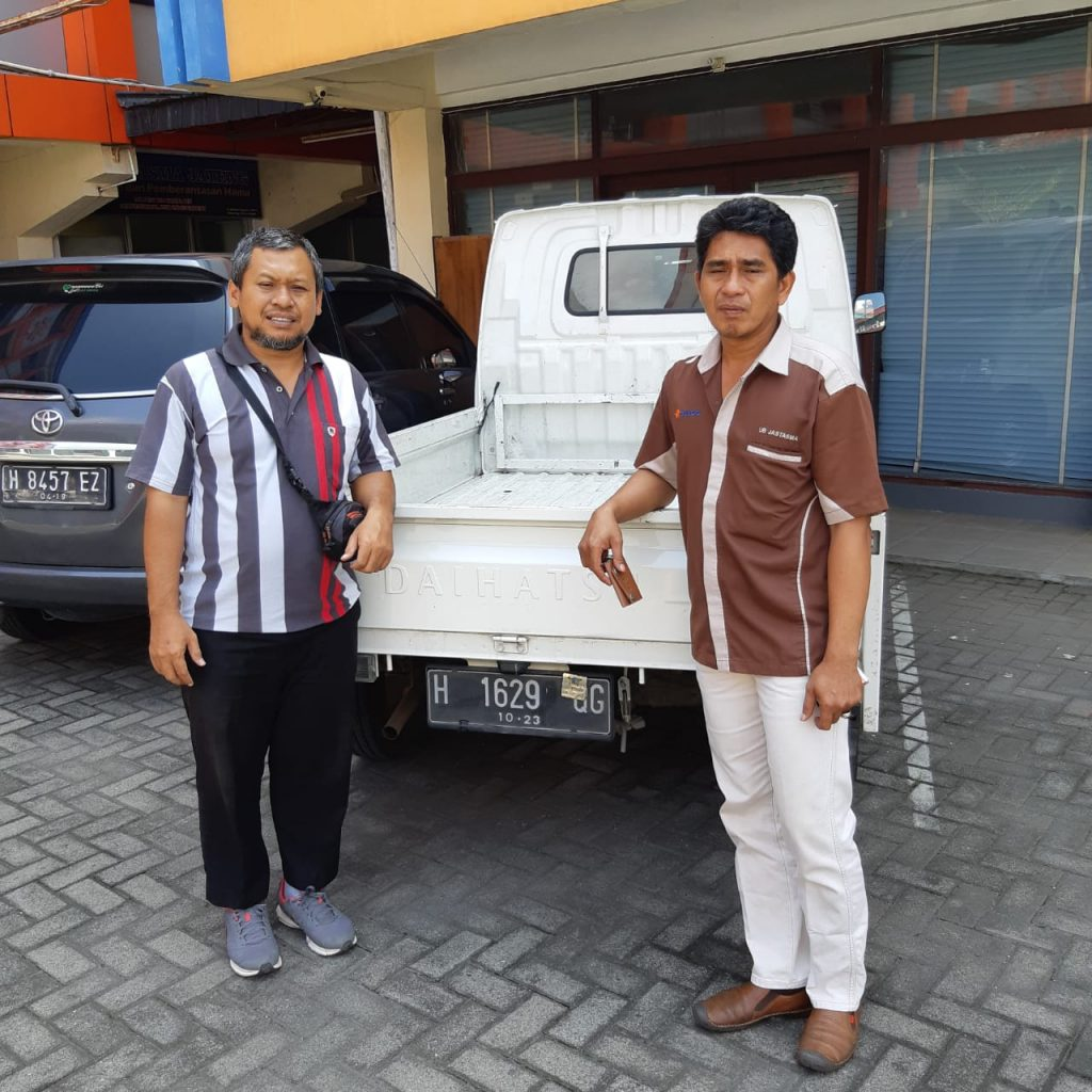 sewa pick up semarang